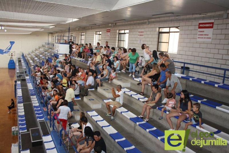 Examen para 40 alumnos del gimnasio centro olivares de for Gimnasio del centro