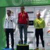 Ángel Lencina Campeón de España y Vanessa Subcampeona de España en Duatlón Cross en El  Anillo