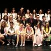 Los alumnos del IES Infanta Elena representan el musical Grease en el Teatro Vico