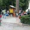 Ecodenuncia sobre la zona de juegos en el Jardín del Rey Don Pedro