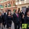 Las Manolas recorren Jumilla en la tarde de Jueves Santo