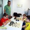 Se pone en marcha la escuela de ajedrez del Club Coimbra