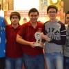"El  Coimbra Cadete ""A"", Campeón Regional Cadete de Ajedrez"
