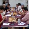 El equipo cadete del Club de Ajedrez Coimbra se mantiene primero en el XVIII Campeonato Regional