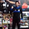 Benji Delegidos, a las puertas de la lucha por las medallas en el Campeonato de España