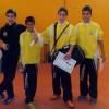 El Club Jang consigue tres medallas en el Campeonato Regional de Taekwondo en Edad Escolar de Castilla La Mancha