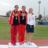Ángela Carrión consigue un bronce en el Campeonato Regional de Marcha de Invierno