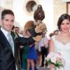 Las parejas de novios pueden contratar un águila durante la ceremonia de su enlace matrimonial