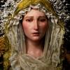 La iglesia de Santiago acoge esta tarde la función religiosa y besamanos en honor a la Virgen de la Esperanza