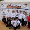 Nueve veces pisaron el podio los atletas del Athletic Club Jumilla en el Cross Nacional Fiestas de la Virgen de Yecla
