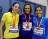 La jumillana Cari Hernández, campeona de España en pentatlón