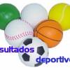 Resultados de los equipos de base de balonmano, fútbol y fútbol-sala