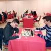Diecisiete jugadores del Club de Ajedrez Coimbra participan en el Campeonato Regional por Edades