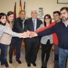 Aguas de Jumilla y ARJU firman un convenio de colaboración de 6.000 euros
