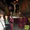 La Semana Santa de Jumilla arrancó anoche con el Solemne Vía Crucis