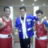Carlos David y Abdel Sekat serán la esperanza del Club de Boxeo Montesinos Jumilla