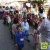 El Cristo realiza esta mañana el traslado con los niños