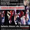 Jumilla Brass Quintet realizará el III Concierto de Marchas de Semana Santa de la Cofradía del Santo Costado