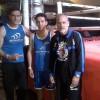 Abdel Sekat se proclama campeón regional de peso ligero