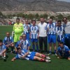 Aspajunide Montesinos, campeón regional de Fútbol 7