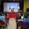 El IES Arzobispo Lozano celebra el Día del Libro con Cervantes como protagonista