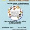 La Escuela Municipal de Música ha organizado un taller de verano para niños
