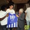 La Corporación Municipal recibe al FC Jumilla, campeón del grupo murciano de Tercera División