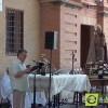El Convento de Santa Ana celebró la festividad de la Abuelica