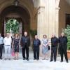 El obispo de Cartagena presenta la Fundación Cristo Amarrado a la Columna que gestionará la residencia de ancianos de Jumilla