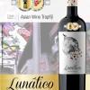 Lunático, de Bodegas Casa de la Ermita, gana una medalla de oro en el certamen Asian Wine Trohpy