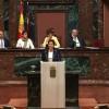Yolanda Fernández presenta propuestas en la Asamblea Regional para compensar a los agricultores por las pérdidas ocasionadas por el pedrisco