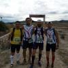 Hinneni Trail Running Jumilla estuvo en Gredos, Al-Mudayna, Beneixama y Villalba