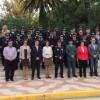 Ocho agentes de la Policía Local de Jumilla reciben un reconocimiento durante la festividad de los Ángeles Custodios