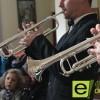 Jumilla Brass Quintet y Sisters ma non troppo actúan en la misa en honor a Santa Cecilia