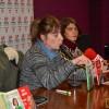 Unidad Popular presentó a su cabeza de lista al congreso Magdalena Martínez Bode.