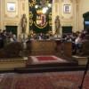 Unanimidad en tres de las cinco mociones presentadas en el Pleno de anoche
