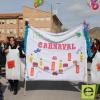 El C.E.I.P San Francisco ha celebrado esta mañana el desfile de carnaval