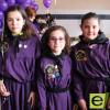 La Tamborada Infantil Solidaria triunfa a pesar de la lluvia