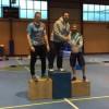 Álex Barrón fue primero en Scaled en la prueba CrossFit de Pinoso