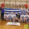 La Copa Federación de balonmano cadete masculino se queda en casa