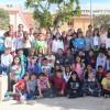 La alcaldesa visitó el CP Príncipe Felipe para conocer el proyecto EME de mano de sus alumnos