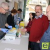 Centenares de personas se han hecho la prueba del azúcar en el Mercado de Abastos