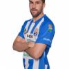 El lateral derecho de La Hoya Lorca, Julián, tercer fichaje del Fútbol Club Jumilla