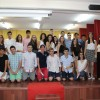Los alumnos de 4º de ESO del IES Infanta Elena celebran hoy su graduación
