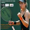 La tenista María José Martínez realizará una exhibición en Jumilla el próximo martes