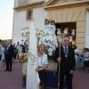 La patrona de Jumilla, Nuestra Señora de la Asunción, regresa a la ciudad