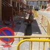 Las Calles Molino de Vapor y Trabajo ya cuentan con nuevo entramado de tuberías