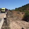 Servicios de emergencias acuden a atender a dos heridos en N-344 Jumilla