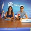 """El Partido Popular califica de """"nefasta"""" la gestión de la concejal de festejos en la programación de la feria"""