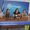 Satisfacción en Partido Popular tras la presentación del proyecto del nuevo colegio Príncipe Felipe